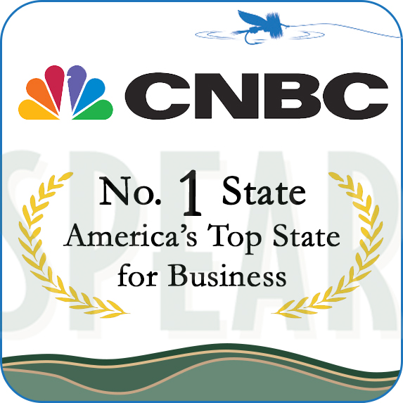 CNBC Top State for Doing Business